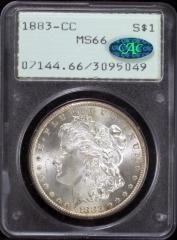 PCGS Set Registry - Morgan Dollars Date Set, Circulation Strikes