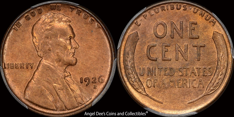Pcgs set registry published set lincoln cents basic set for Pleasant hill coin and jewelry