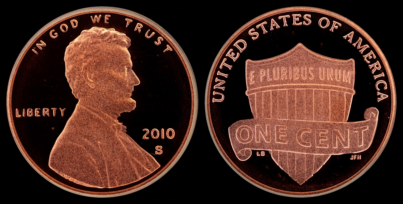 2010–present Complete your collection Shield Lincoln Cents