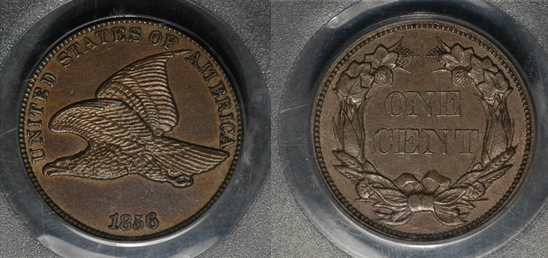 #23 1856 Flying Eagle Cent