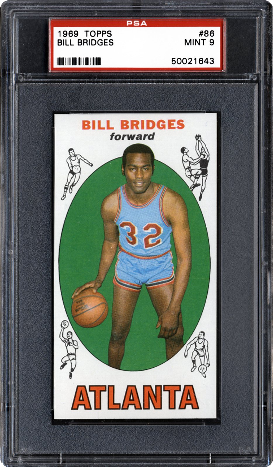 Opinions on bill bridges basketball