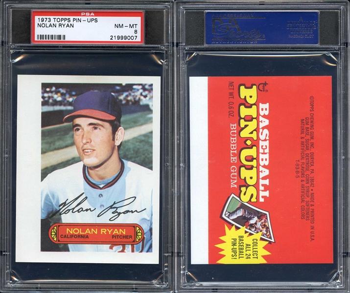 Baseball Nolan Ryan Master Set Published Set Donatos Nolan Ryan