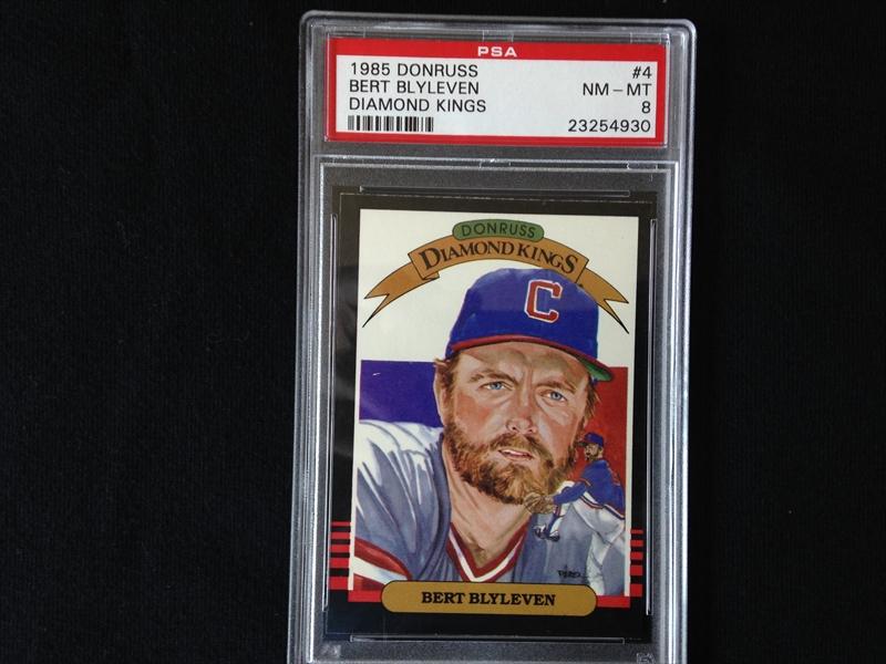 Baseball 1982 1991 Donruss Diamond Kings Master Iowamike44