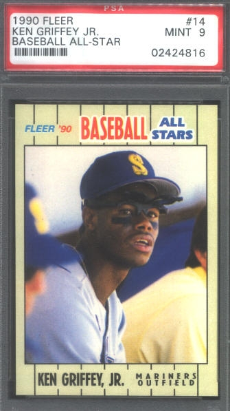 0722c1189d Baseball, Ken Griffey Jr. Master Set Published Set: John Bouffard's ...