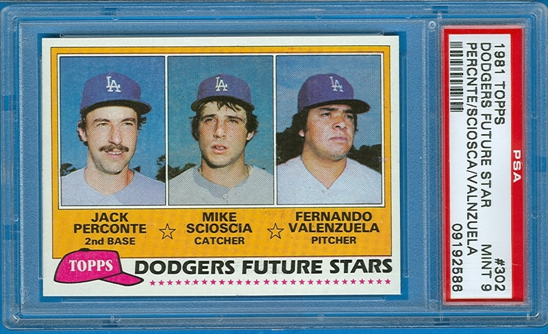 Baseball Los Angeles Dodgers World Series Champions 1981 All Time