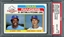 1982 TOPPS RANGERSBATTING/PITCHING LEADERS MEDICH/OLIVER