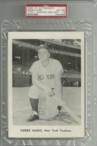 JIM GENTILE~BALTIMORE ORIOLES~VINTAGE 1961 JAY PUBLISHING 5x7 MINT PHOTO PICTURE