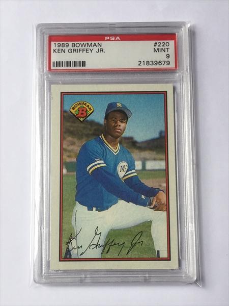 d60375351c Baseball, Ken Griffey Jr. Master Set Published Set: THEMURPH398