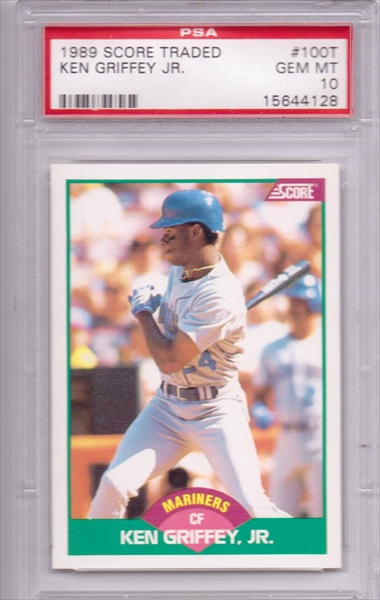 f2decdd494 Baseball, Ken Griffey Jr. Super Set Published Set: ukbrian
