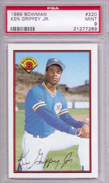f2decdd494 Baseball, Ken Griffey Jr. Super Set Published Set: ukbrian