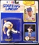 1990 KENNER STARTING LINEUP NOLAN RYAN BLACK & WHITE BORDER