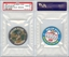 1991 7-11 SLURPEE COIN NOLAN RYAN NORTHERN CALI. REGION