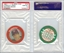 1986 7-11 SLURPEE COIN STRIKEOUT KINGS WESTERN REGION
