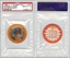 1986 7-11 SLURPEE COINS EASTERN REGION STRIKEOUT KINGS CARLTON/RYAN/SEAVER