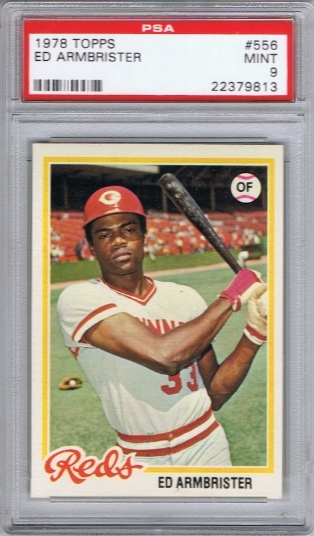 696d0c8260 1978 TOPPS 556 ED ARMBRISTER