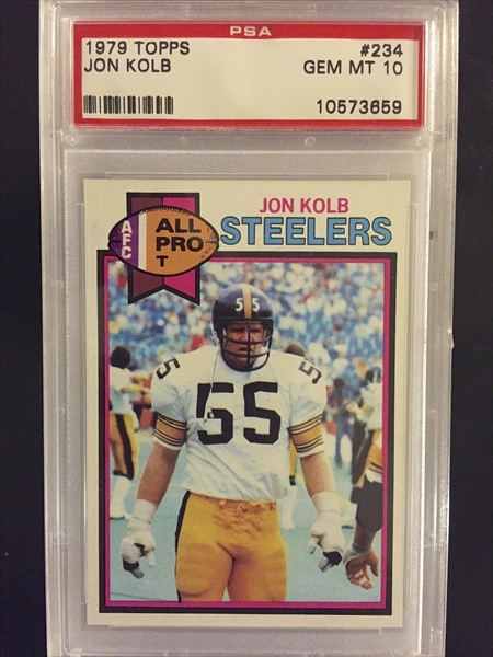 016d6811593 Football, 1979 Topps Pittsburgh Steelers Published Set: Will's '79 ...