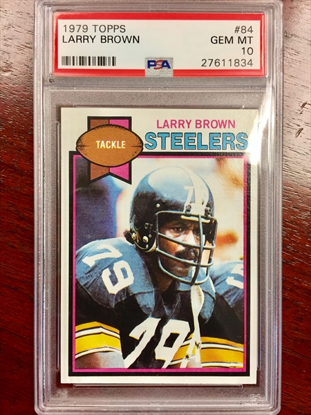 16a2b48bc75 Published Set: Will's '79 Steelers. Football · Team Sets · 1979 Topps  Pittsburgh Steelers ...