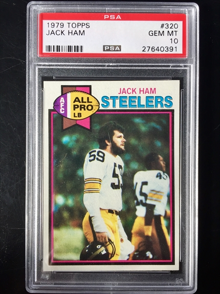 58550328cf1 Football, 1979 Topps Pittsburgh Steelers All Time Set: Will's '79 ...