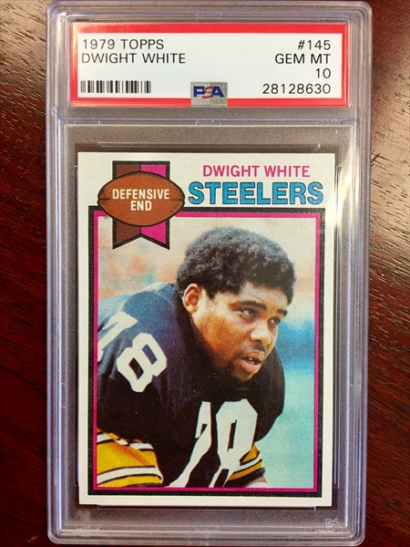 eea7616ef9d Football, 1979 Topps Pittsburgh Steelers All Time Set: Will's '79 Steelers