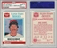 1986 MEADOW GOLD STATISTIC BACK MIKE SCHMIDT