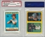 1988 O.P.C. STICKERS MIKE SCHMIDT J.ROBINSON/T.NIEDENFUER