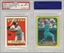 1988 O.P.C. STICKERS RICKEY HENDERSON-51 MIKE SCHMIDT-125