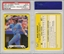1987 CLASSIC TRAVEL UPDATE YELLOW-YELLOW BACK MIKE SCHMIDT