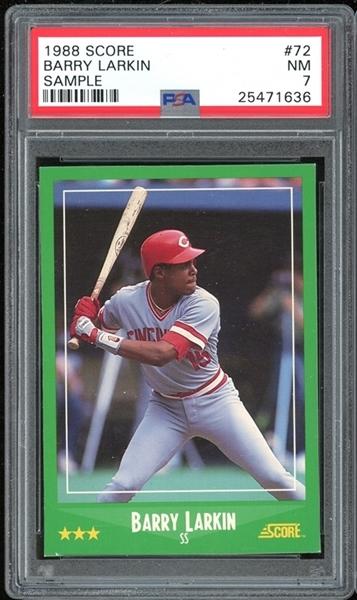1988 Score Baseball Collectors Universe