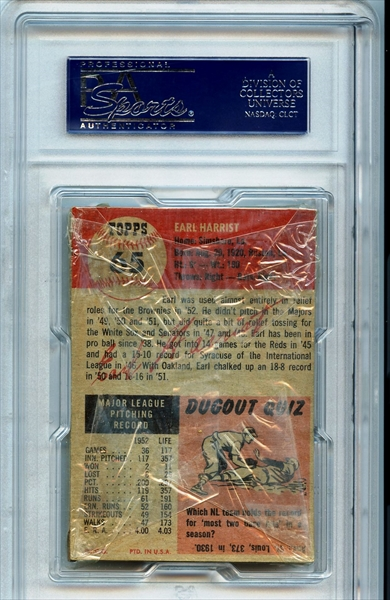 Published Set - Packs 1953-1989 Topps Cello Packs - Any Series: The ...
