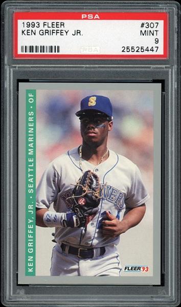 6de706d69f Baseball - Ken Griffey Jr. Basic Set: The Schmitt Collection Set ...