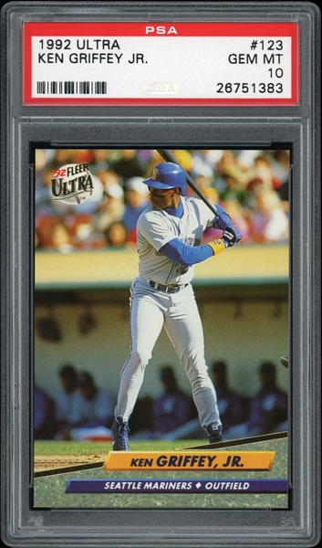 11398f7c35 Baseball - Ken Griffey Jr. Basic Set: The Schmitt Collection Set ...
