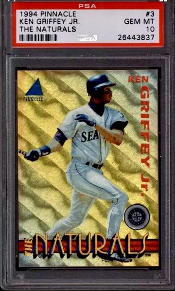 dd82027344 Baseball, Ken Griffey Jr. Super Set Published Set: Tyler's KGJ Super Set