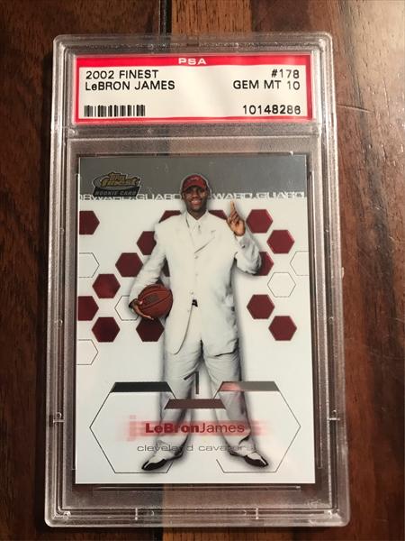 5f09993b788 Published Set  The Gem Mint Master Collection. Basketball · Player Sets · LeBron  James ...