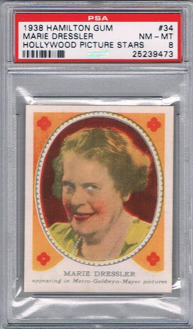 Non-Sports - 1938 Hamilton Gum Hollywood Picture Stars