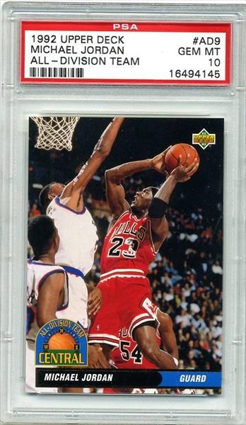 54dab4f162832 Basketball, Michael Jordan Master Set Published Set: Darshan's Air ...