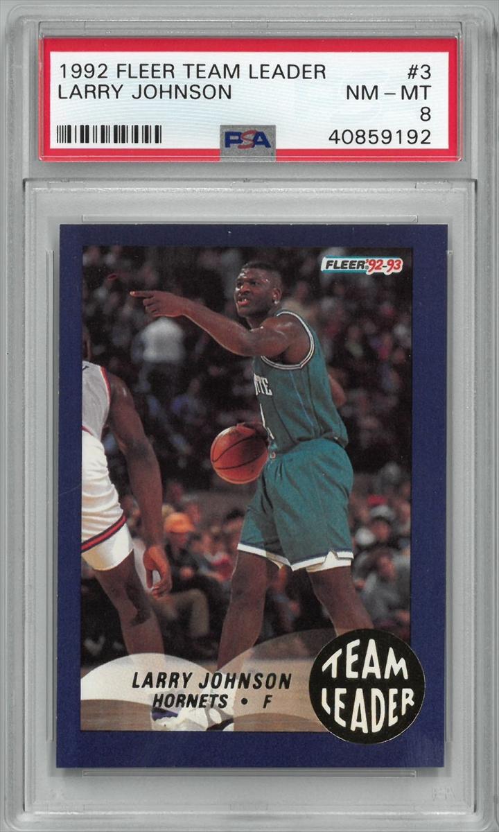 20f0a0dcf4 Basketball - 1992-93 Fleer Team Leaders: 1992-93 Fleer Team Leaders ...
