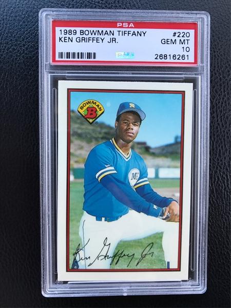c66afea014 Baseball, Ken Griffey Jr. Master Set Published Set: Ken Griffey, Jr ...