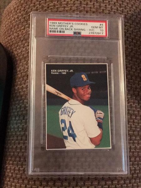 f71eb3dd7d Baseball, Ken Griffey Jr. Master Set Published Set: Ken Griffey, Jr ...